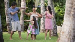 Polynesian Cultural Center - Hawaii Hula Dancing Lessons