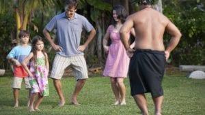 Polynesian Cultural Center - Tahitian Dancing Lessons