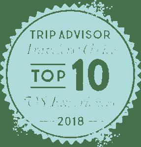 Trip Advisor Top 10 Hawaii